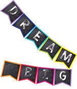 Twinkle Twinkle You're A STAR! Dream Big Printable Pennants Product Image