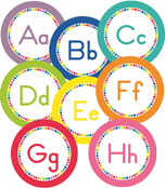 Just Teach Word Wall Headers Printable Cut-Outs Product Image