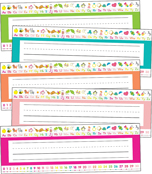 Just Teach Early Childhood Printable Nameplates Product Image