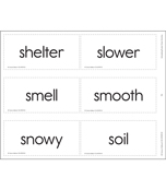 Scheduling Printable Pocket Chart Activities Product Image
