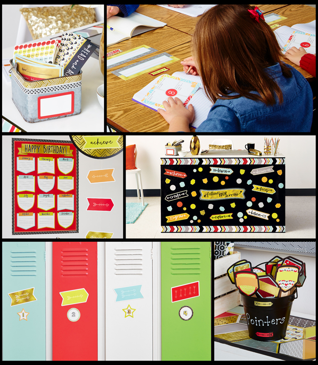 Aim High Printable Classroom Collection Product Image