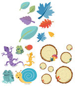 Nature Explorer Printable Classroom Collection Product Image