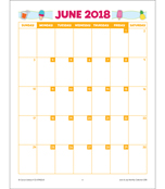 June and July Monthly Printable Collection Product Image