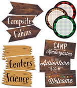 Happy Camper  Printable Classroom Collection Product Image