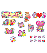 Valentine's Day Mini Bulletin Board Set Product Image