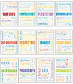 Positive Behavior Bulletin Board Set Product Image