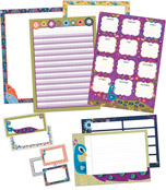 You-Nique Classroom Organizers Bulletin Board Set Product Image
