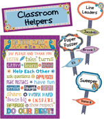 You-Nique Classroom Management Bulletin Board Set Product Image