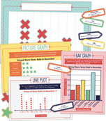 Graph It! Bulletin Board Set Product Image