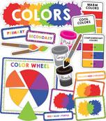 Colors Mini Bulletin Board Set Product Image