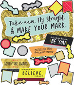 Make Your Mark Bulletin Board Set Product Image