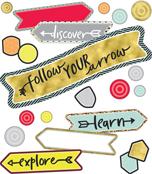 Follow Your Arrow Printable Bulletin Board Set Product Image