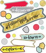 Follow Your Arrow Mini Bulletin Board Set Product Image