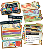 Close Reading Bulletin Board Set Product Image