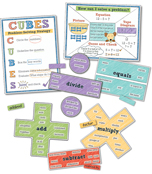 Problem Solving Bulletin Board Set Product Image