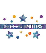Our Future is Limitless Bulletin Board Set Product Image
