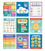 Calming Strategies Bulletin Board Set Product Image