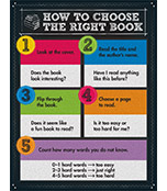 How to Choose the Right Book Chart Product Image