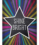 Shine Bright Chart Product Image
