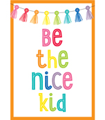 Be the Nice Kid Chart Product Image