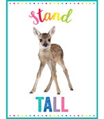 Stand Tall Chart Product Image