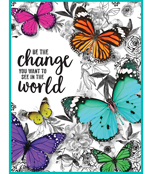 Be the Change Chart Product Image