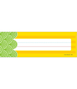 Lemon Lime Nameplates Product Image
