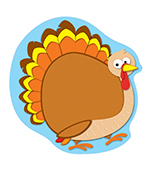 Turkey Cut-Outs Product Image