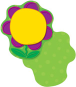 Flowers Mini Cut-Outs Product Image