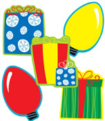 Gifts & Lights Cut-Outs Product Image