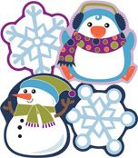 Winter Mix Cut-Outs Product Image