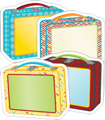 Hipster Lunch Boxes Cut-Outs Product Image