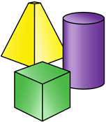 Geometric Nets Curriculum Cut-Outs Product Image