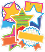 Super Stars Cut-Outs Product Image
