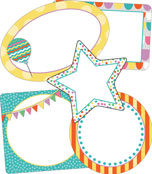 Up and Away Frames   Mini Cut-Outs Product Image