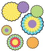 Fans Printable Cut-Outs Product Image
