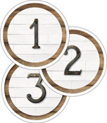 Student Numbers Mini Cut-Outs Product Image