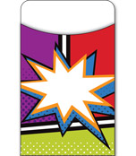 Super Power Library Pockets Product Image