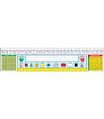 Modern Manuscript: Grades 1-3 Nameplates Product Image