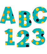 Teal Appeal EZ Letters Product Image