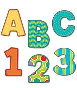 4 inch Fresh Sorbet   EZ Letters Product Image