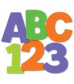 4 inch Color Splash   EZ Letters Product Image