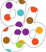 CalypsoLowercase EZ Letters Product Image