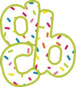 School Pop Lowercase EZ Letters Product Image