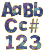 Galaxy Combo Pack EZ Letters Product Image