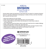 Division All Facts through 12 Flash Cards Product Image