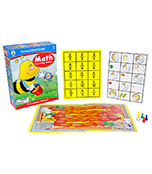 Math Learning Games Board Game Product Image