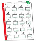Math Windows Learning Cards Product Image