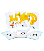 Learning to Read First Words Board Game Product Image
