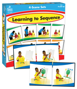 Learning to Sequence 4-Scene Board Game Product Image